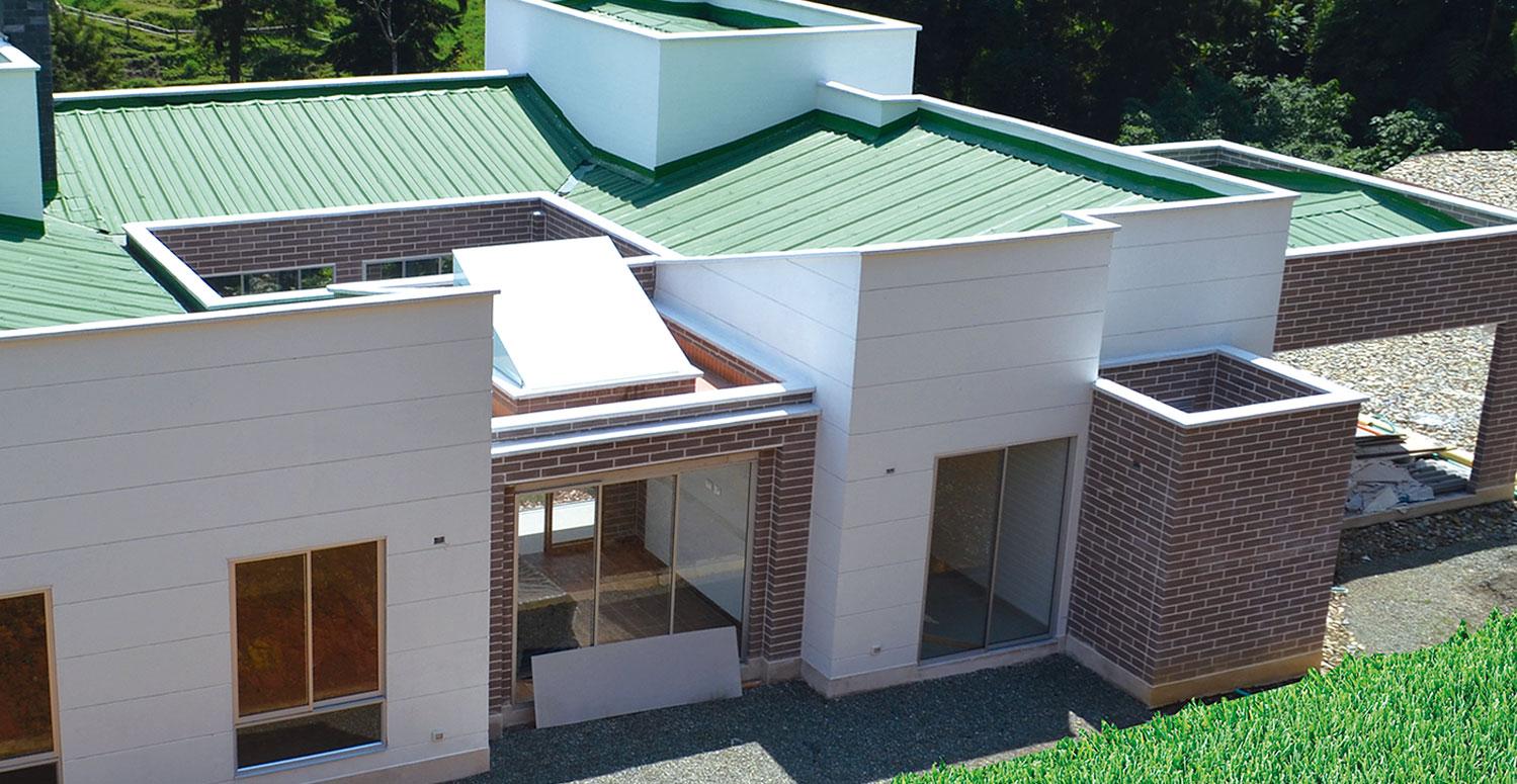 Casas prefabricadas en medellin bogota y villavicencio for Precios de casas modernas