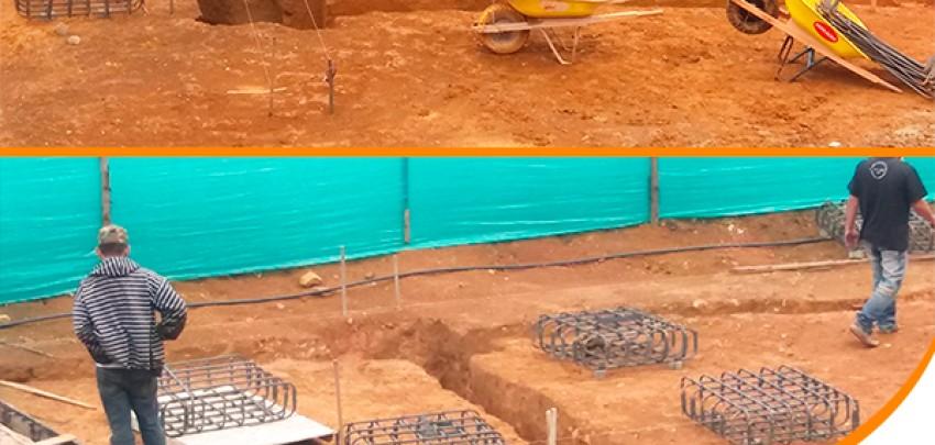 Líderes en la implementación de vigas de cimentación en la construcción de casas prefabricadas en Bogotá y toda Colombia
