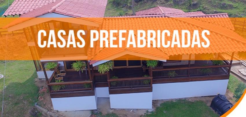 Casas prefabricadas en Bogotá, calidad al alcance de su bolsillo