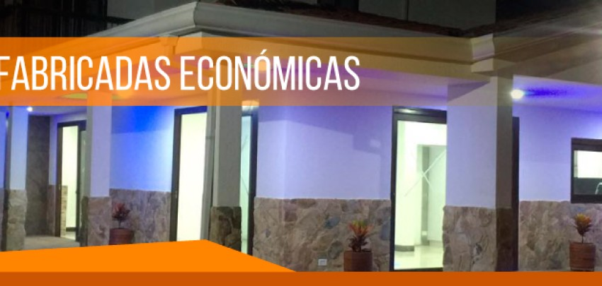 Casas prefabricadas económicas, una inversión ideal para su casa propia