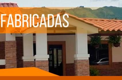 Casas prefabricadas en Colombia con Prefabricasa