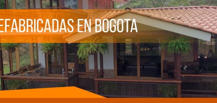 Casas prefabricadas en Bogotá con Prefabricasa