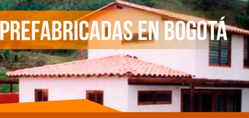 Casas prefabricadas en Bogotá con la mejor calidad y construcción
