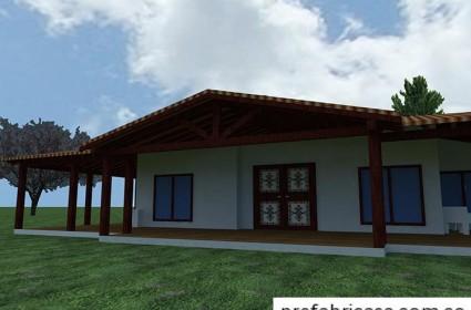 En prefabricasa fabricamos casas prefabricadas económicas a la medida