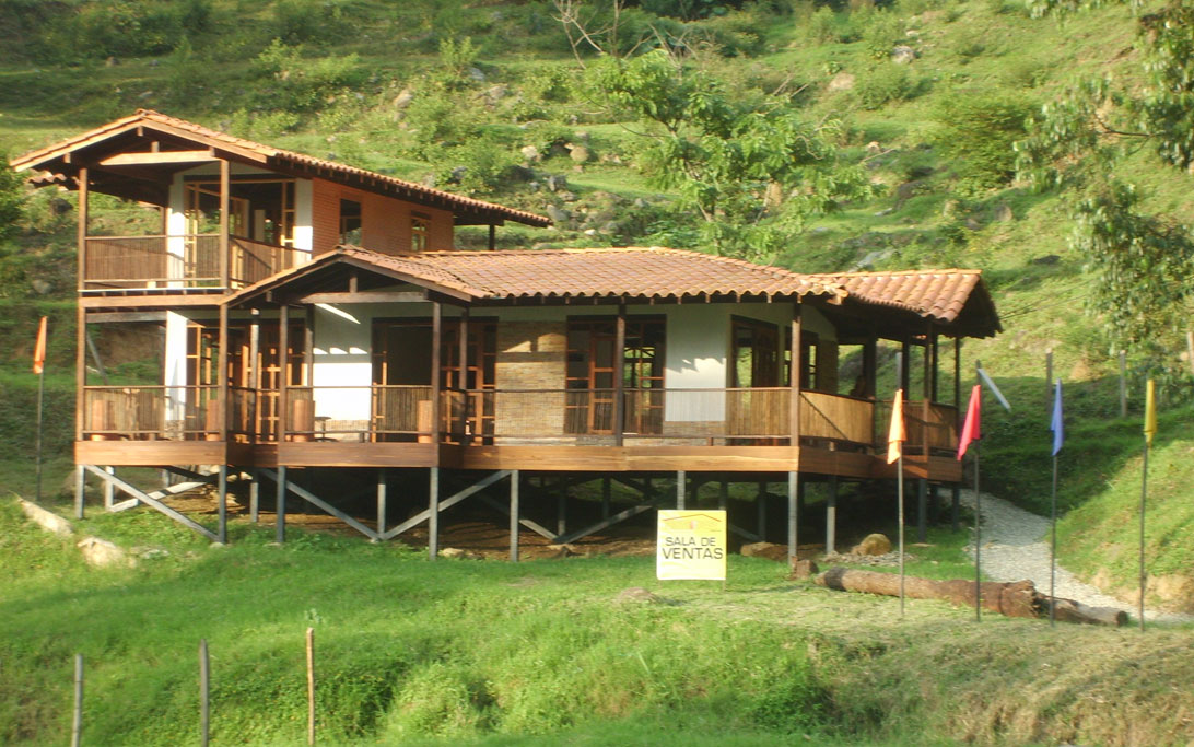 Prefabricasa es mas casa casas prefabricadas - Casas prefabricadas de campo ...