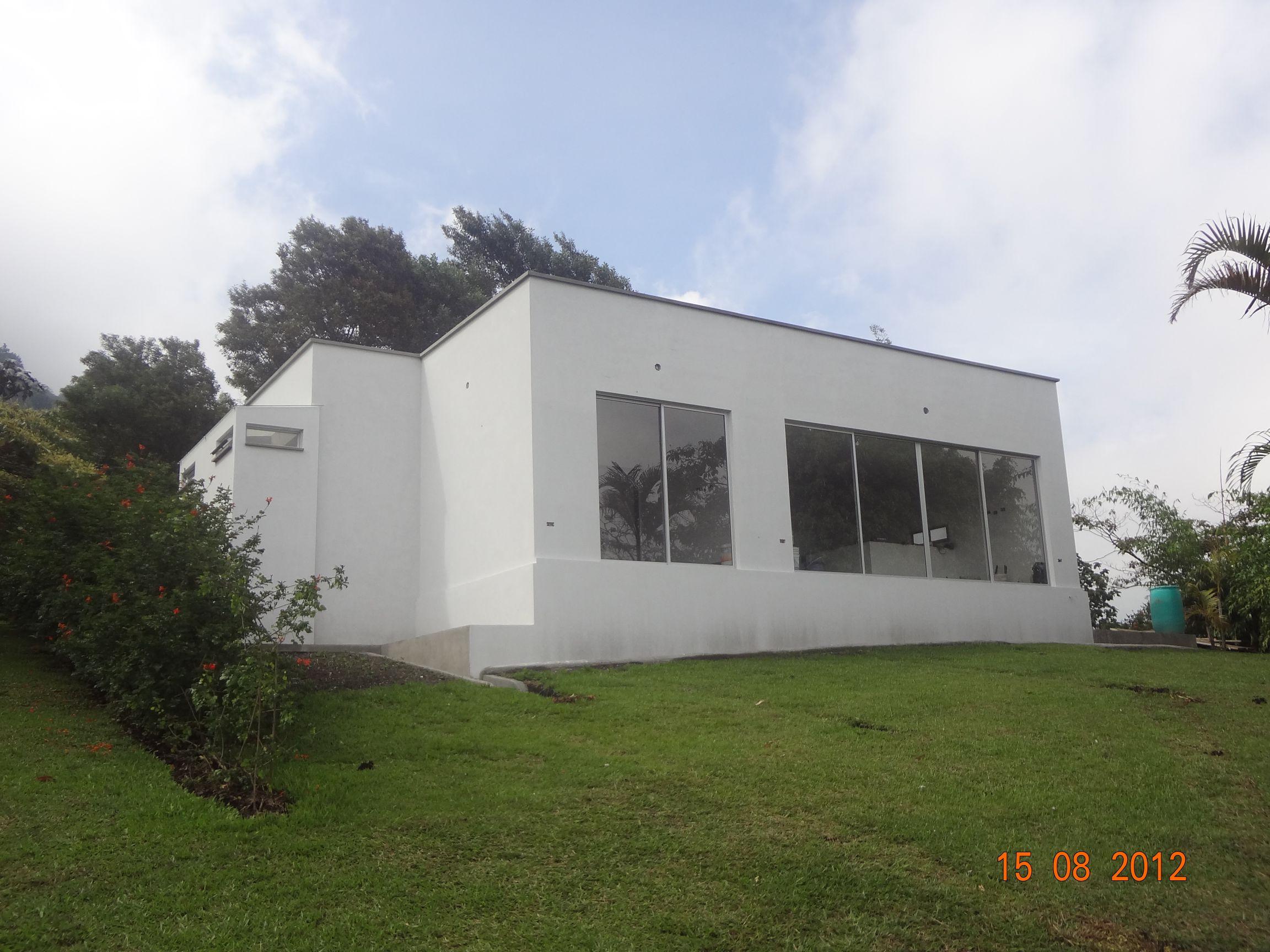 Casas prefabricadas precio imagui for Costo casa prefabricada