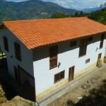 casa prefabricada estilo colonial