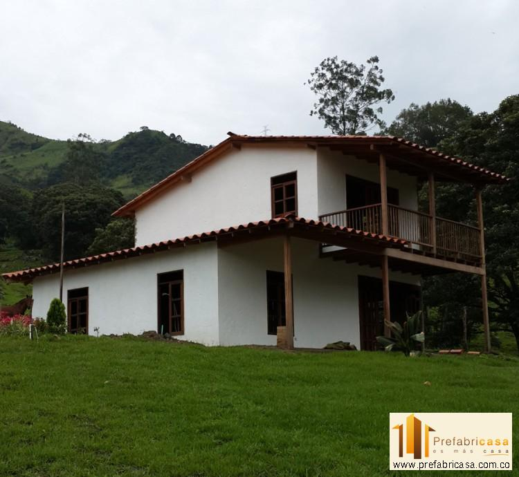 Casas prefabricadas econ micas en colombia prefabricasa - Precios de casas prefabricadas economicas ...