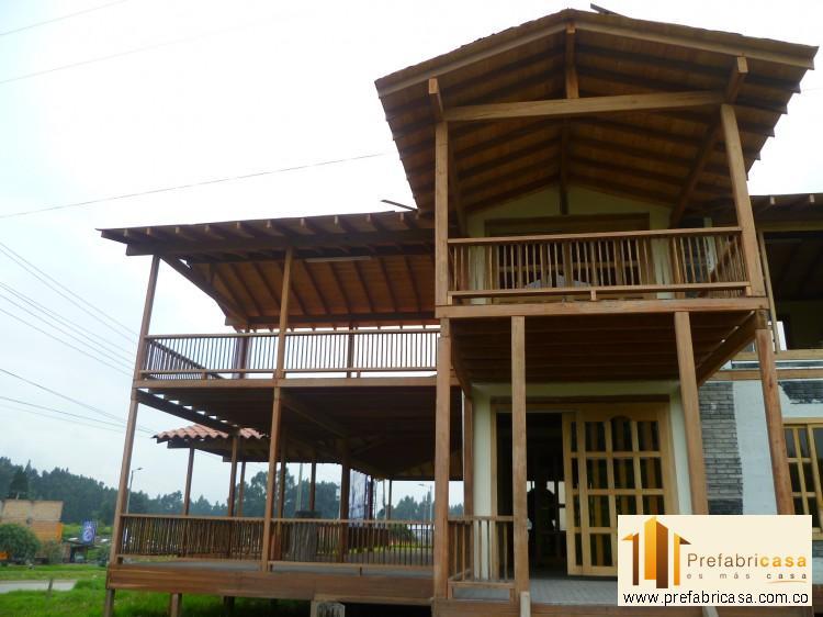 Casas prefabricadas en colombia la nueva alternativa para las familias - Casas prefabricadas experiencias ...