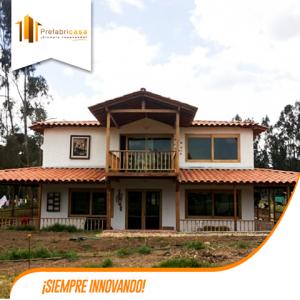 Casas prefabricadas prefabricasa for Viviendas prefabricadas de hormigon precios
