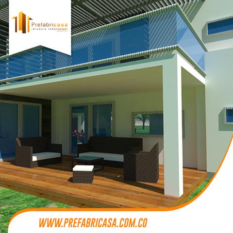Casas prefabricadas en cali prefabricasa casas for Casas prefabricadas modernas precios