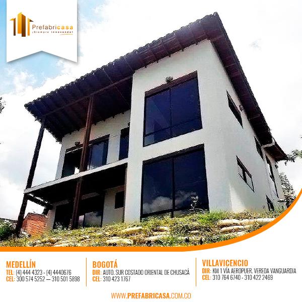 Casas prefabricadas tu hogar en menos tiempo - Las mejores casas prefabricadas ...